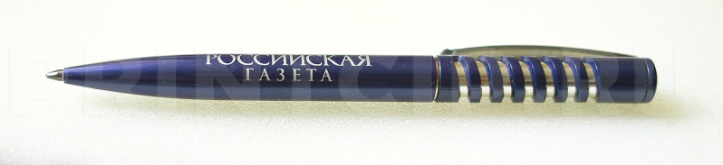 Ручки с логотипом Российской газеты